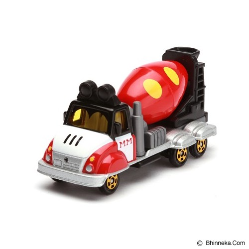 TAKARA TOMY Tomica Jolly Mixer Mickey Mouse [T4904810449881] - Die Cast