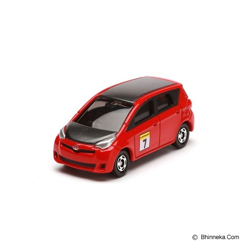TAKARA TOMY Tomica Toyota Ractis Race Type [T4904810808565] - Die Cast