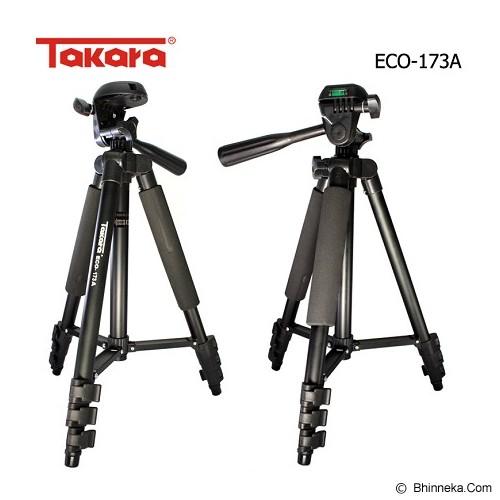 TAKARA Tripod ECO 173A (Merchant) - Tripod Combo with Head