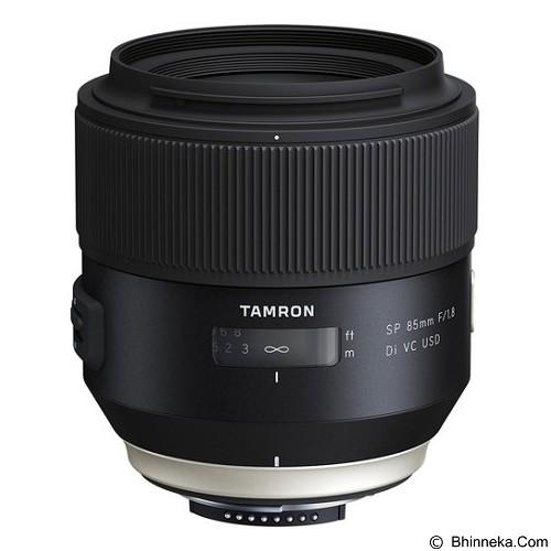 TAMRON SP 85 mm F/1.8 Di VC USD for Nikon - Camera SLR Lens