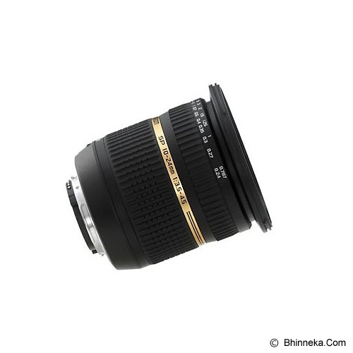 TAMRON 10-24mm f/3.5-4.5 Di II LD Asp (IF) for Nikon - Camera SLR Lens