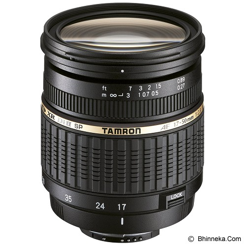 TAMRON 17-50mm f/2.8 XR Di II LD Asp (IF) for Sony - Camera Slr Lens