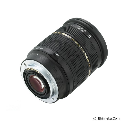 TAMRON SP AF 28-75mm F/2.8 XR Di LD Aspherical (IF) Macro for Canon - Camera Slr Lens