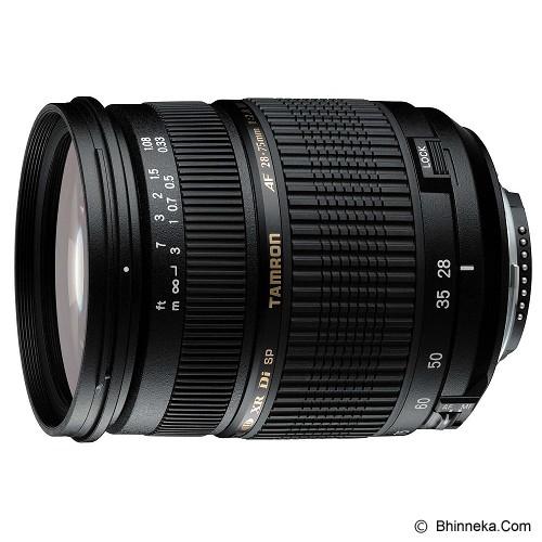 TAMRON SP AF 28-75mm F/2.8 XR Di LD Aspherical (IF) Macro for Nikon - Camera Slr Lens