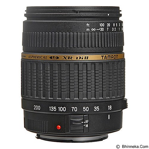 TAMRON AF 18-200 mm Di II F/3.5-6.3 XR LD Aspherical (IF) Macro for Canon - Camera Slr Lens