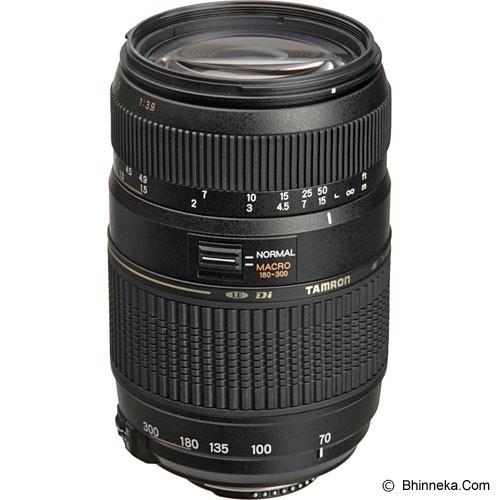 TAMRON AF 70-300mm F/4-5.6 Di LD MACRO 1:2 for Nikon (Merchant) - Camera Slr Lens