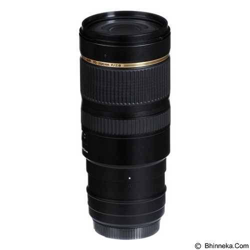 TAMRON SP AF 70-200mm Di F/2.8 Macro VC USD for Canon - Camera SLR Lens