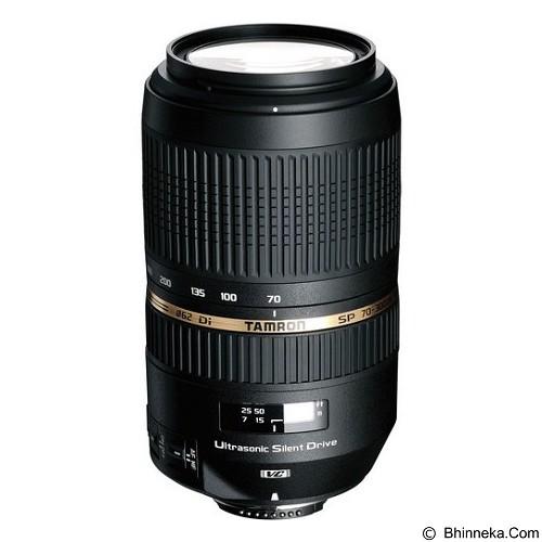 TAMRON SP 70-300mm F/4-5.6 Di VC USD for Canon [A005E] - Camera Slr Lens