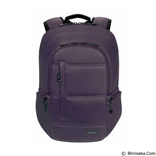 "TARGUS 15"" Crave Backpack for MacBook [TSB76901AP-50] - Dark Maroon - Notebook Backpack"