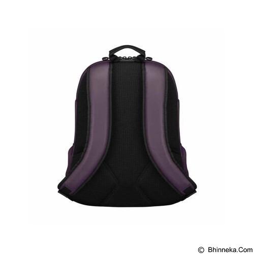 """TARGUS 15"""" Crave Backpack for MacBook [TSB76901AP-50] - Dark Maroon - Notebook Backpack"""
