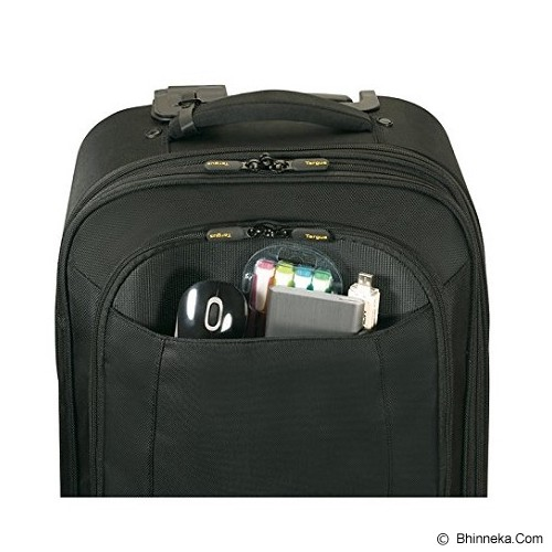TARGUS CityGear Overnight Business Case [TBR018AP-50] - Notebook Rolling Case
