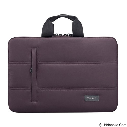TARGUS Crave II Slipcase for iPad [TSS59301AP-50]  - Dark Maroon - Notebook Sleeve