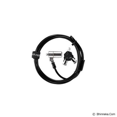 TARGUS DEFCON MKL Cable lock (25 pcs) [ASP48MKUSX-65] - Pc Security Lock