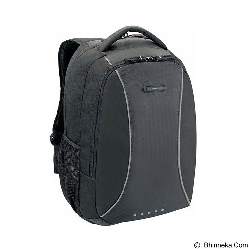 TARGUS Incognito Backpack [TSB16202AP-50] - Black Grey - Notebook Backpack