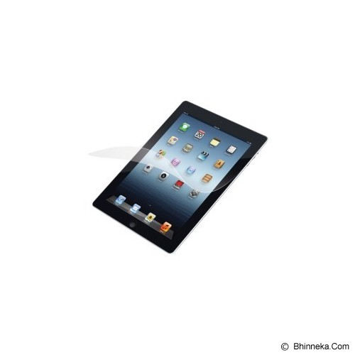 TARGUS Screen Protector with Bubble-Free Adhesive for Apple iPad [AWV1245US-50] - Screen Protector Tablet