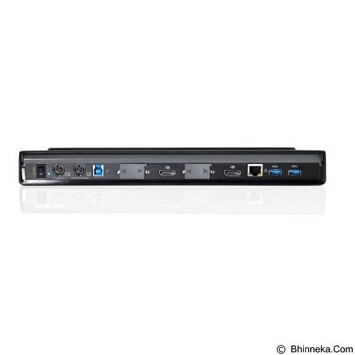 TARGUS USB3.0 Dual DisplayPort Docking Station with Power [ACP7701AUZ] - Gadget Connection Kit