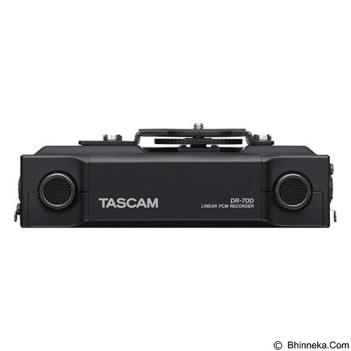TASCAM Professional Field Recorder DR-70D (Merchant) - Audio Recorder