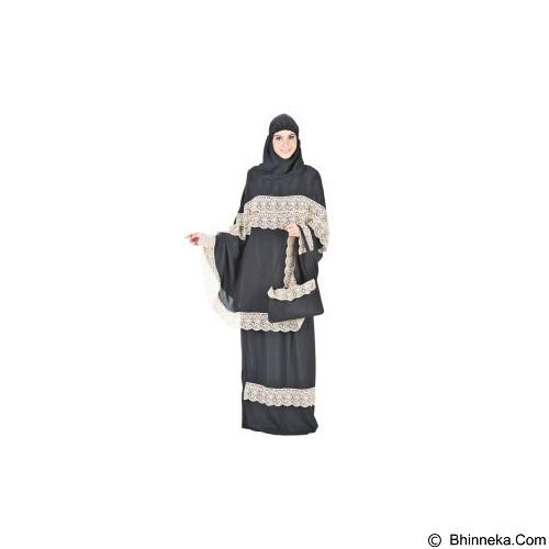 TATUIS Shiva 048 - Black (Merchant) - Mukena
