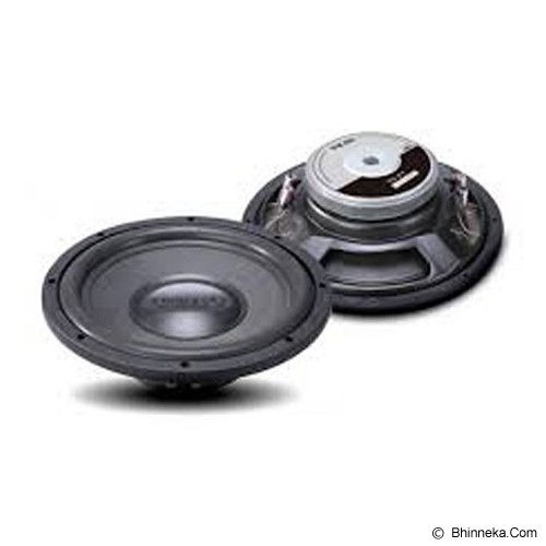 TEAC Subwoofer Mobil [TE-FT12] - Car Audio System