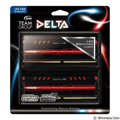 TEAM Delta Memory PC 8GB DDR4 PC4-24000 [TDTRD48G3000HC16ADC01] (Merchant) - Memory Desktop DDR4