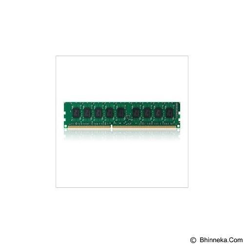 harga TEAM ECC Unbuffered Server RAM 4GB DDR3 PC3-12800 [T4C8C05H4204201] Bhinneka.Com