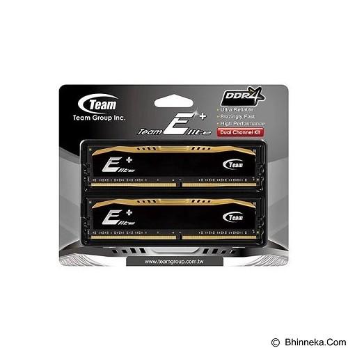 TEAM Elite+ Memory PC 32GB DDR4 PC4-19200 [TPD416GM2400HC16DC01] (Merchant) - Memory Desktop Ddr4