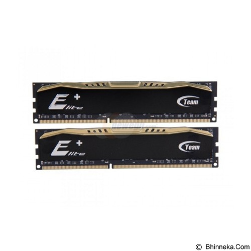 TEAM Elite+ Memory PC 32GB DDR4 PC4-19200 [TPD432GM2400HC16DC01] - Memory Desktop Ddr4