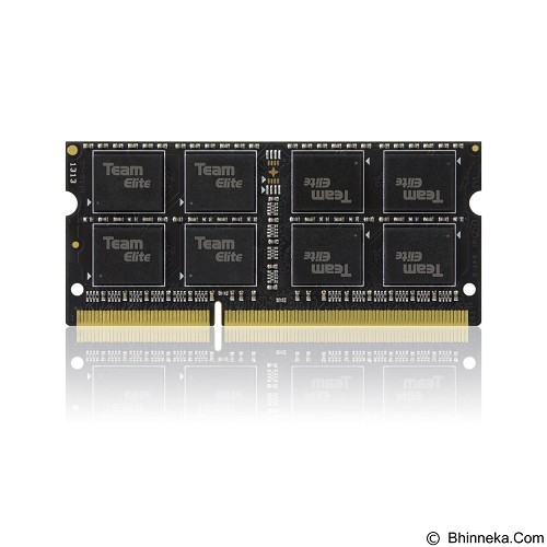 TEAM Memory Notebook 2GB DDR3L PC3-12800 [TED3L2G1600C11-S01] - Memory So-Dimm Ddr3