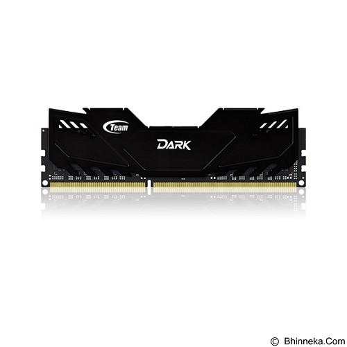 TEAM Xtreem Dark Memory PC 2x 8GB DDR3 PC3-19200 [TDKED316G2400HC11CDC01] - Memory Desktop Ddr3