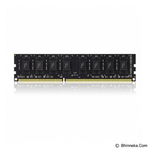 TEAM Memory PC Elite 8GB U-DIMM DDR3 PC3-12800 1600MHz (Merchant) - Memory Desktop Ddr3