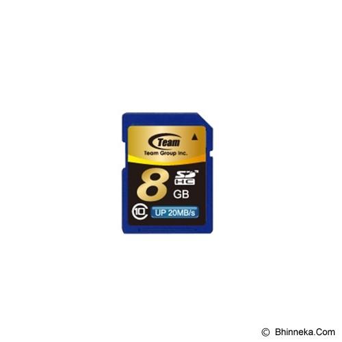 TEAM SDHC 8GB - Class 10 - Secure Digital / Sd Card