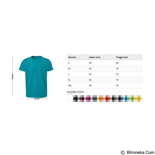 TEES.CO.ID Kaos Pria Pokemon Electric Size XL [POK351927] (Merchant) - Kaos Pria