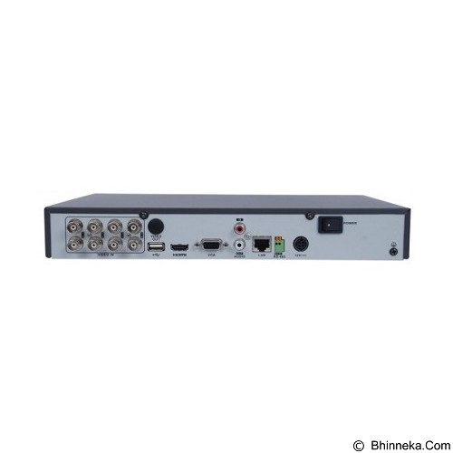 TELVIEW 8 Channel Hybrid DVR [HDT801] - Cctv Accessory
