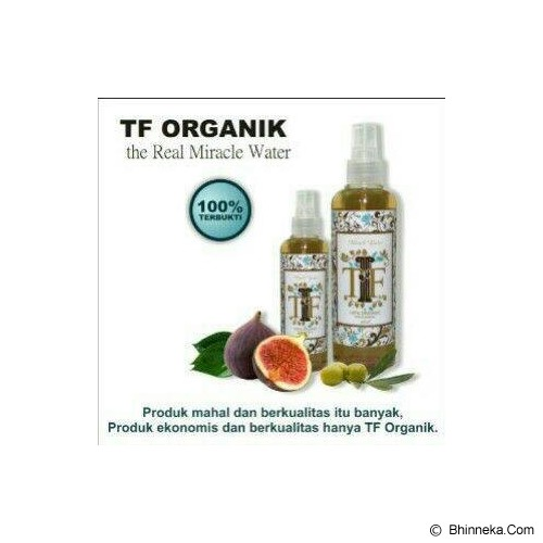 TF ORGANIK The Real Miracle Water 250ml - Perawatan Wajah Sensitif