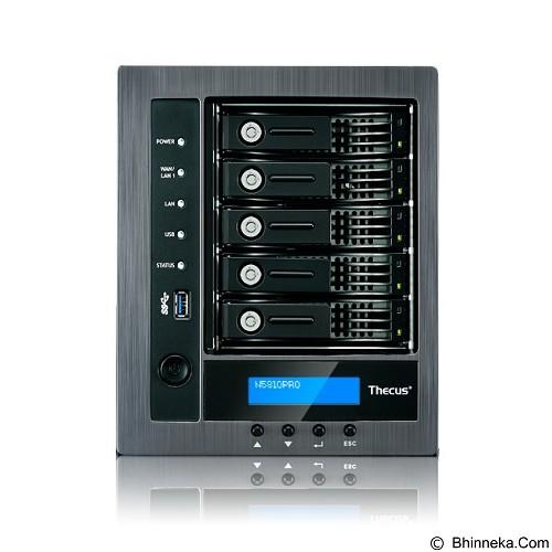 THECUS N5810 Pro (Merchant) - Nas Storage Tower