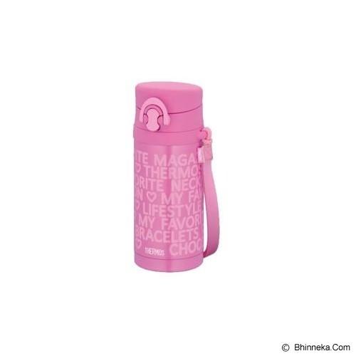 THERMOS Thermos 0.35 L Flask With Strap - Pink - Perlengkapan Makan dan Minum Bayi