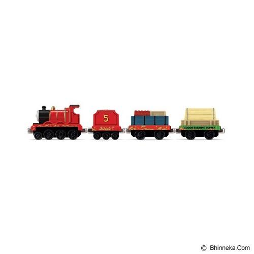 THOMAS & FRIENDS Take-n-Play James' Muddy Mess [T2347] - Mainan Simulasi