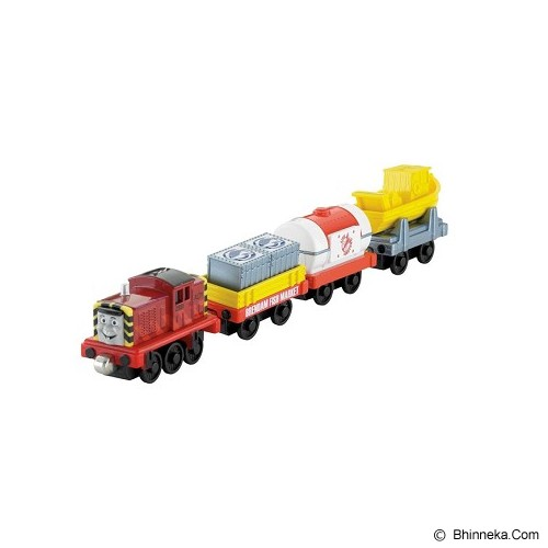 THOMAS & FRIENDS Take-n-Play Salty's Catch of the Day [T9010] - Mainan Simulasi