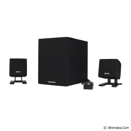 THONET & VANDER Spiel - Speaker Computer Basic 2.1