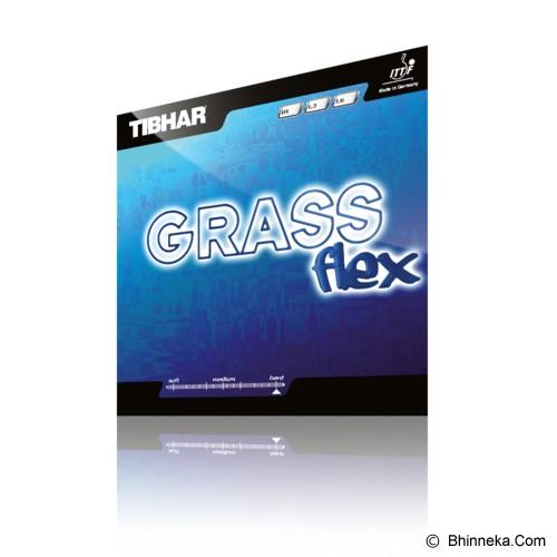 TIBHAR Grass Flex 1.3mm - Black - Aksesoris Raket