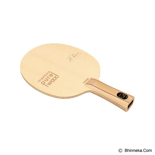 TIBHAR Samsonov Pure Wood - Raket Tenis Meja / Bat