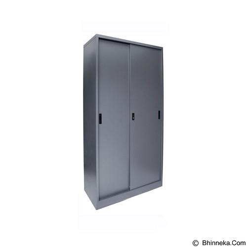 TIGER Almari Arsip Pintu Plat Sliding [FC-M3] (Merchant) - Filing Cabinet / Lemari Arsip