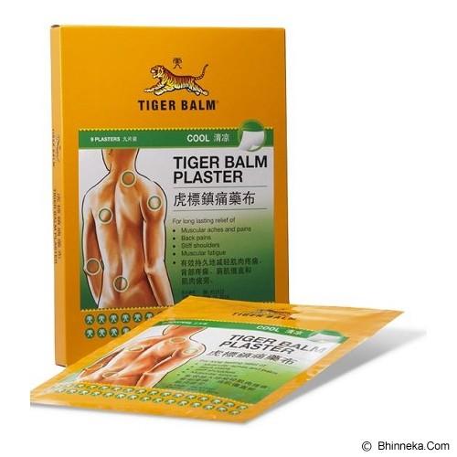 TIGER BALM Plaster Cool - Obat Panas, Pusing, dan Nyeri