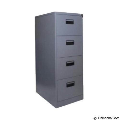 TIGER Four Drawers [FC-D4] - Filing Cabinet / Lemari Arsip