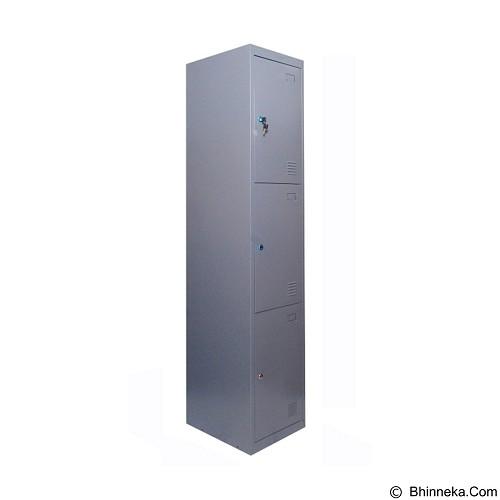 TIGER Locker [CC-A3T] (Merchant) - Filing Cabinet / Lemari Arsip