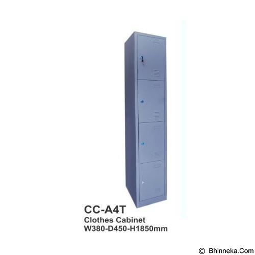 TIGER Locker [CC-A4T] - Filing Cabinet / Lemari Arsip