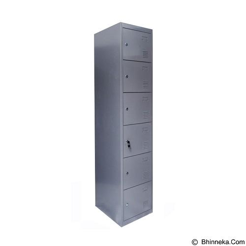 TIGER Locker [CC-A6T] (Merchant) - Filing Cabinet / Lemari Arsip