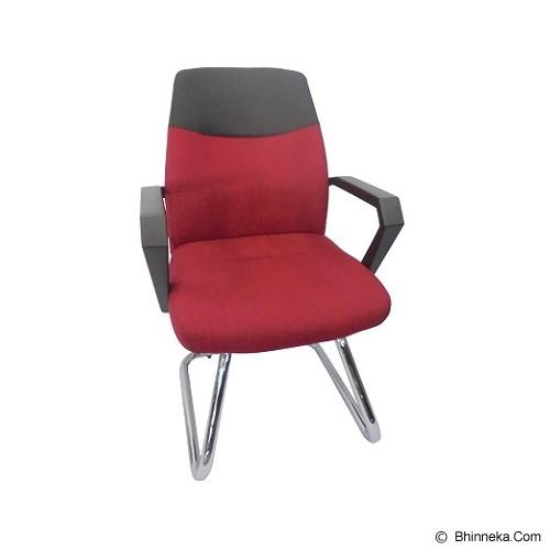 TIGER Pagani Hadap - Red - Kursi Kantor