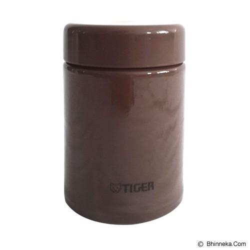 TIGER Thermal Soup Cup 250 ml [MCAA025] - Brown - Lunch Box / Kotak Makan / Rantang