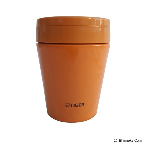 TIGER Thermal Soup Cup 300 ml [MCCB030] - Orange - Lunch Box / Kotak Makan / Rantang